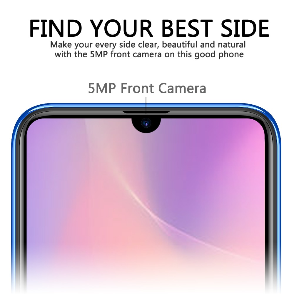 4G LTE X3 Pro Android 7.0 Mobile Phones 256G ROM Face ID Unlocked 13MP Cheap Celular 6.26Inch Smartphones WiFi 8G RAM Global enlarge