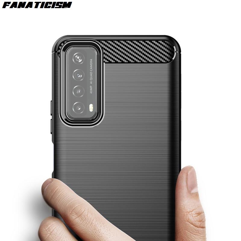 حافظة لهاتف هواوي P Smart 500 قطعة من البولي يوريثان الناعم المصقول لهاتف هواوي P Smart 2021 2020 2019 Plus Pro P Smart Z PSmart S