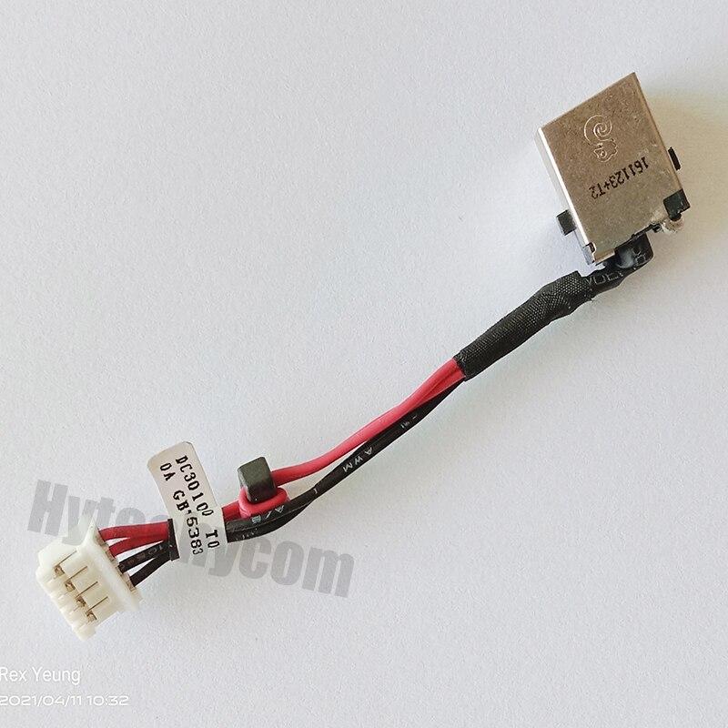 Entrada de alimentación DC Jack Cable para Acer Aspire E15 ES1-511 ES1-520...