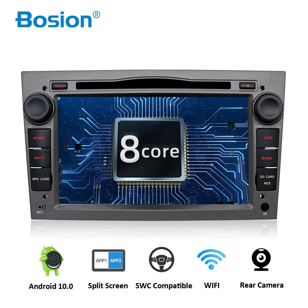 Bosion Android 10,0 2din автомобильный Радио gps navi Автомобильный dvd плеер для Opel astra/vectra/zafira автомобильный стерео головное устройство с bluetooth wifi