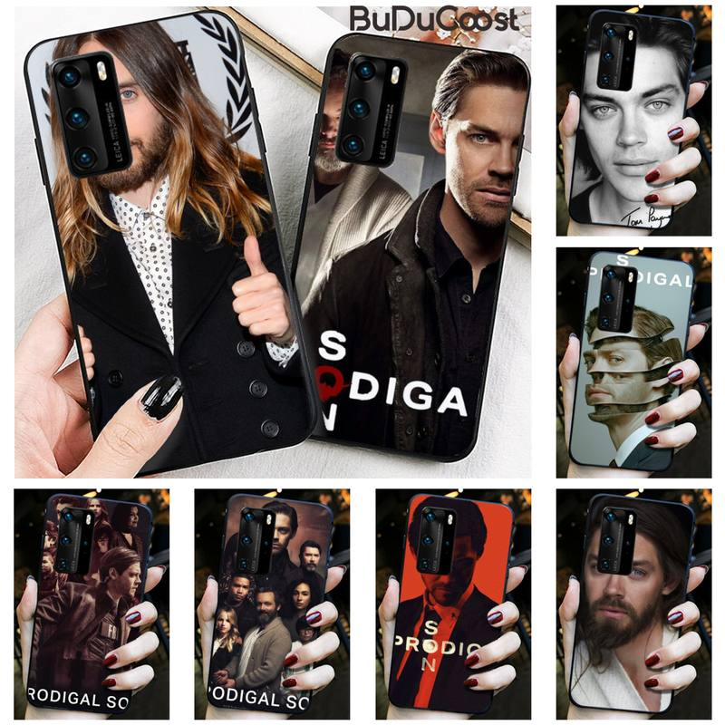 Diseny Prodigal Son Tom Payne Phone Case for Huawei P20 P30 P20Pro P20Lite P30Lite P10 P Smart plus P10Lite P40 Pro P40 lite
