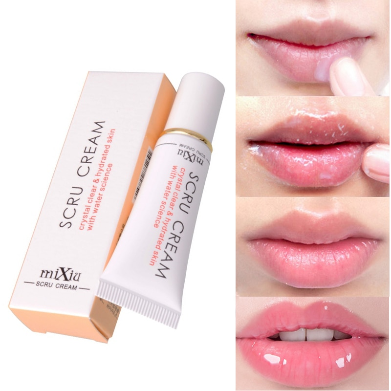 Best selling professional moisturizing full lip cosmetics remove dead skin propolis lip care exfoliation