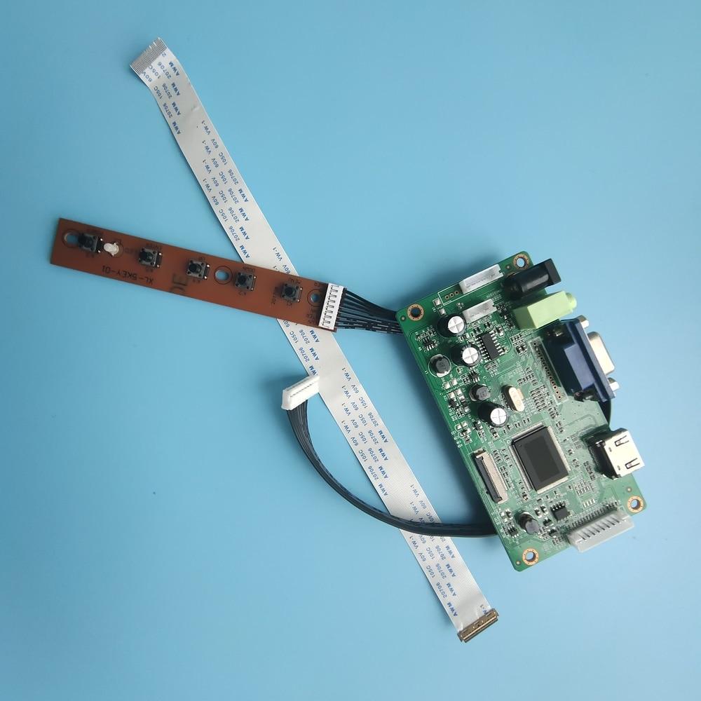 ل b116zan04.0 HW5A سائق مراقب 30Pin LCD EDP 11.6