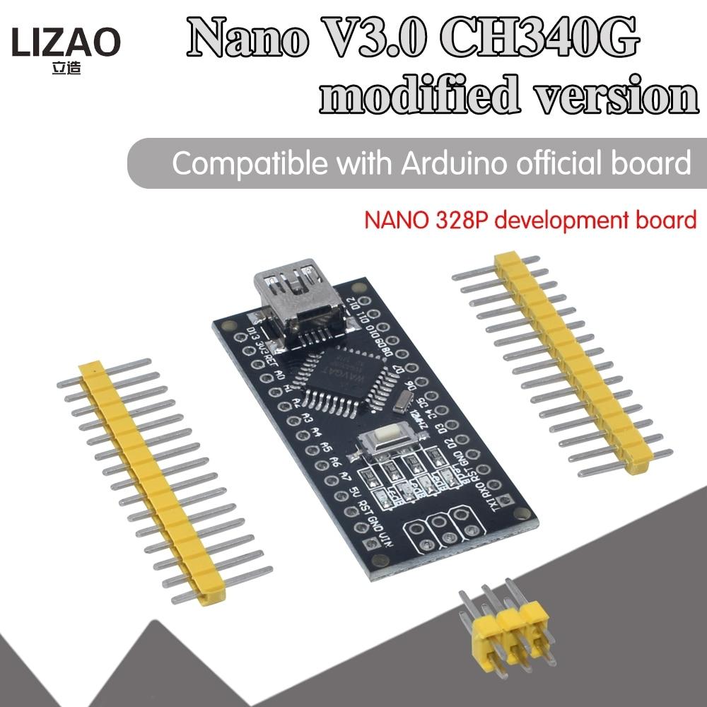 WAVGAT Nano Mini USB с Загрузчиком совместимый