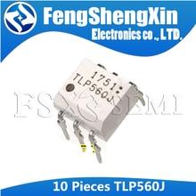 10PCS TLP560J DIP5 TLP560 DIP-5 IC 560J DIP Output Module Solid State Relay