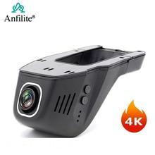 Anfilite Ultra HD Car Dash Cam car Dvr with 2160P Sony Sensor 30fps Dash Camera Night Vision WiFi Dashcam Digital Video Recorder