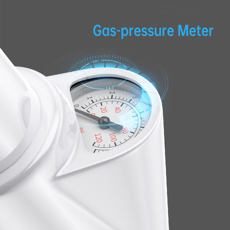 Toilet Plunger High Pressure Drain Plunger Dredge Clog Remover Air Drain Blaster for Bath Toilets Bathroom Shower Sink Bathtub enlarge