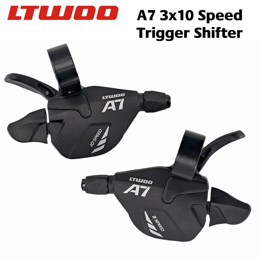 Ltwoo A7 3x10 s/2x10 transmisión compatible con deore x9