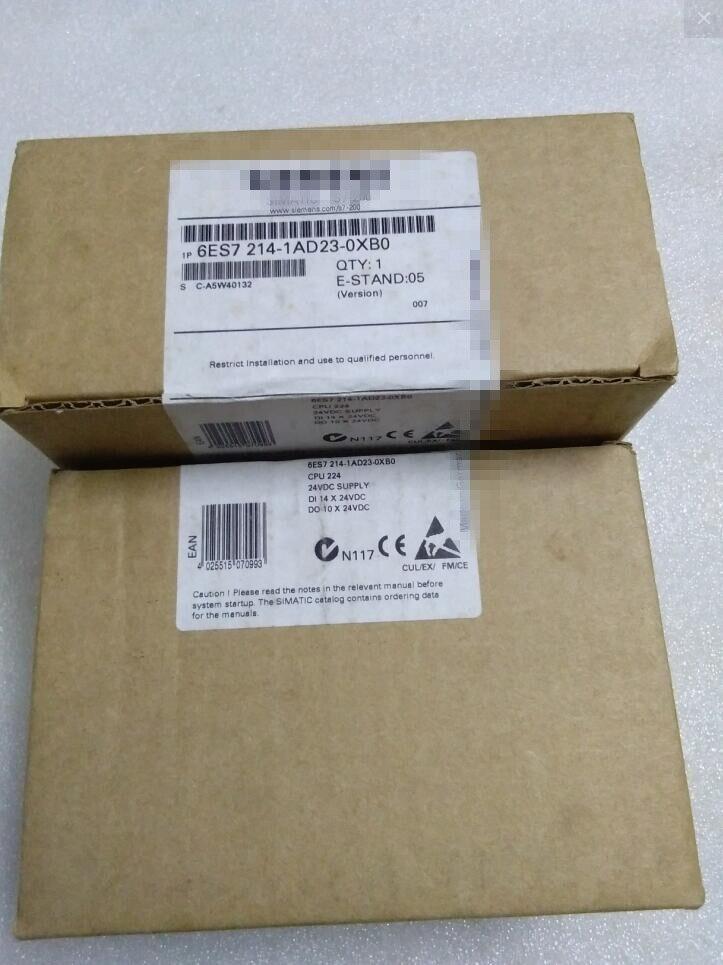 1 unidad 6ES7214-1AD23-0XB0 nuevo y Original uso de prioridad de entrega DHL