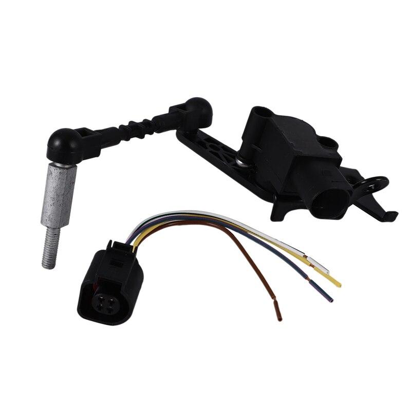 4H0941285H датчик уровня фар и кабельный жгут для A6 A7 Golf Tiguan