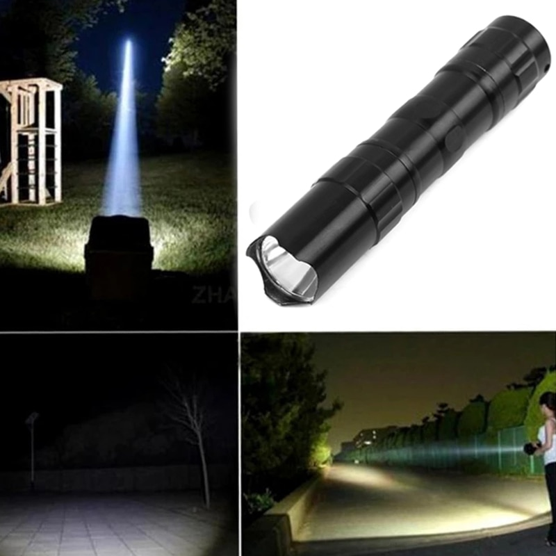 Flashlights & Torches