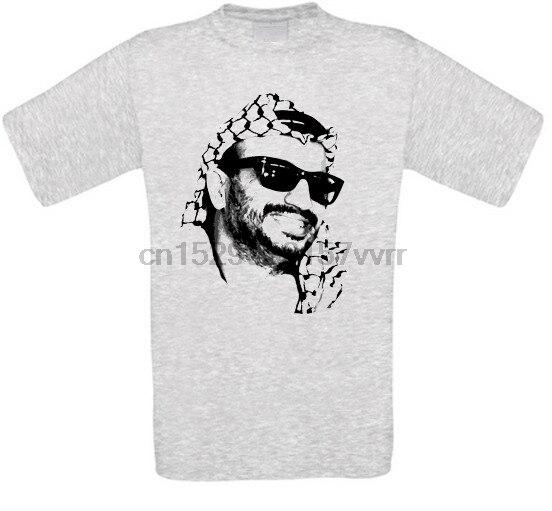 Jassir Arafat Palestine Gaza Cisjordanie Ramallaht-футболка Toutes les Tailles Neuf (1)