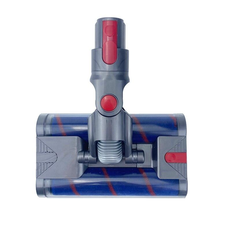 الكلمة رئيس الأسطوانة فرشاة ل دايسون V7 V8 V10 V11 مكانس كهربائية أجزاء تدوير مجموعة فرش
