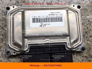 For  Chery QQ car engine computer board/ME17 ECU/F01R00DK97 J00-3605010BD F01RB0DK97/F01R00DH03 T21-3605010BA F01RB0DH03