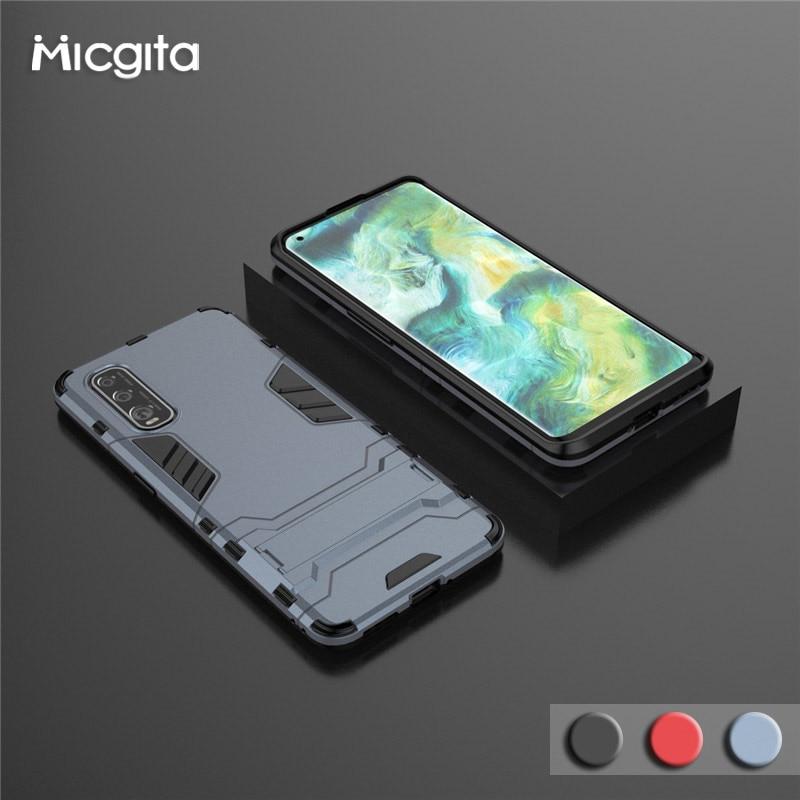 Funda Micgita para OPPO Find X2 Lite funda híbrida a prueba de golpes para Realme X2 Pro XT X C2 6S 5 6 X50 5G funda Armor Protect