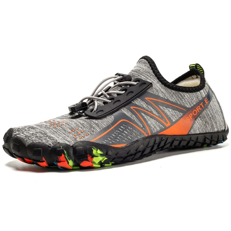 Men Aqua Shoes Barefoot Men Beach Shoes For Women Upstream Shoes Breathable Hiking Sport Shoe Quick Dry