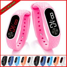 NEW Bracelet Watch Children Watches Kids For Girls Boys Sport Electronic Wristwatch LED Digital Chil