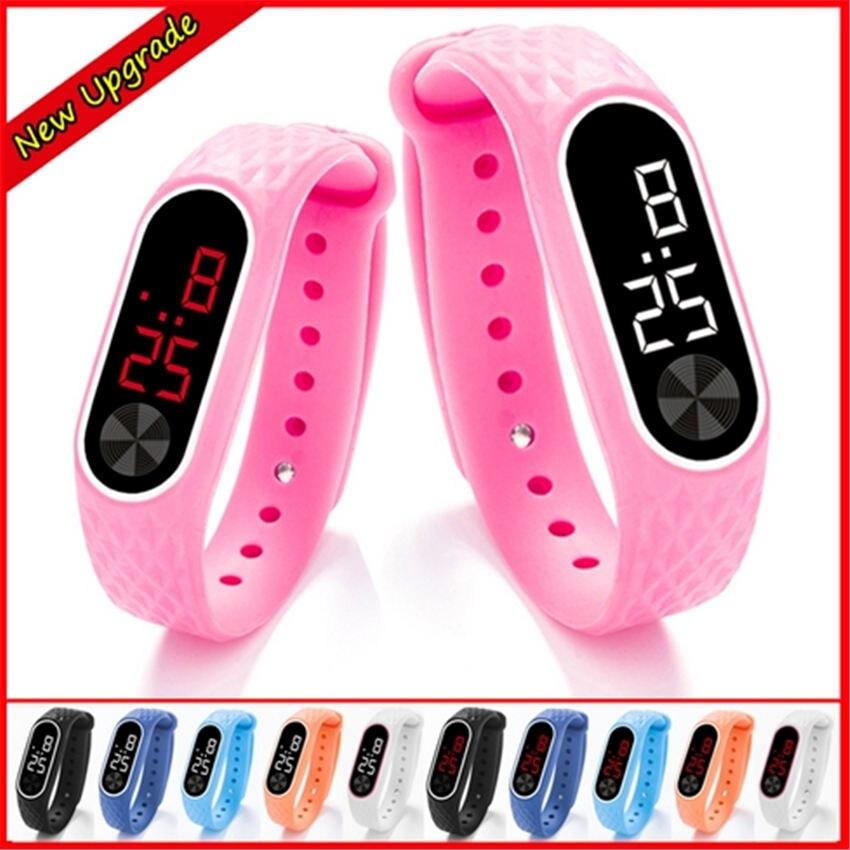 Nuevo reloj de pulsera para niños, relojes para niños y niñas, reloj de pulsera electrónico deportivo LED Digital para niños, reloj de pulsera para estudiantes