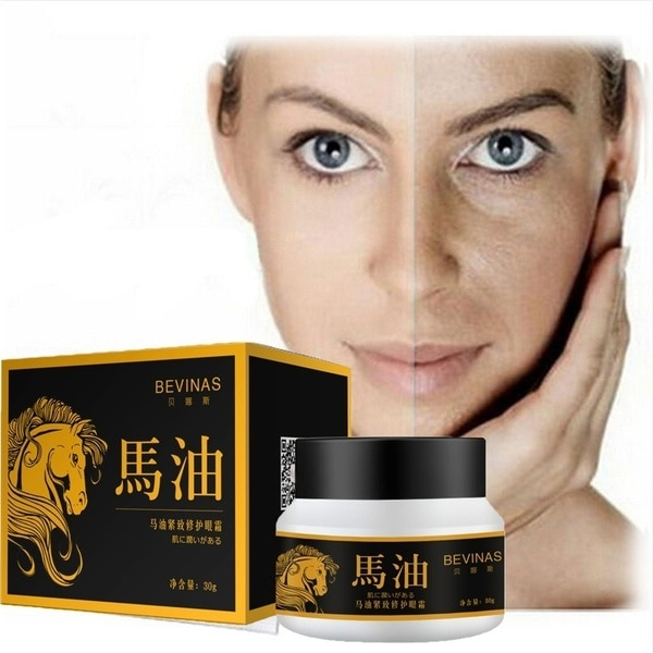 Horse Oil Cream Retinol Face Cream Firming Lifting Anti-Aging Remove Wrinkle Whitening Brightening Moisturizing Facial Skin Care недорого