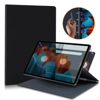 11in magnetic type case for samsung galaxy tab s7 plus case with pencil holder cover for galaxy tab s7 fe sm t870 t970 case