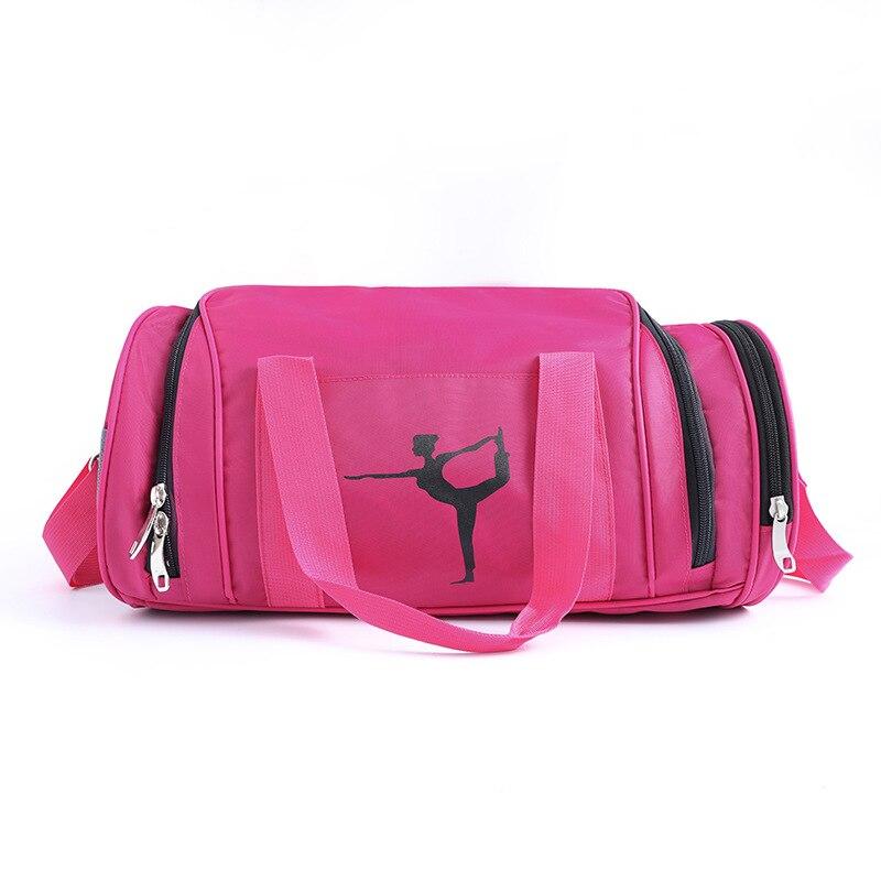 Bolsas de gimnasio de Yoga bolsas de Nylon impermeables para entrenamiento, Fitness, viajes, oficina, bolso, hombres, mujeres