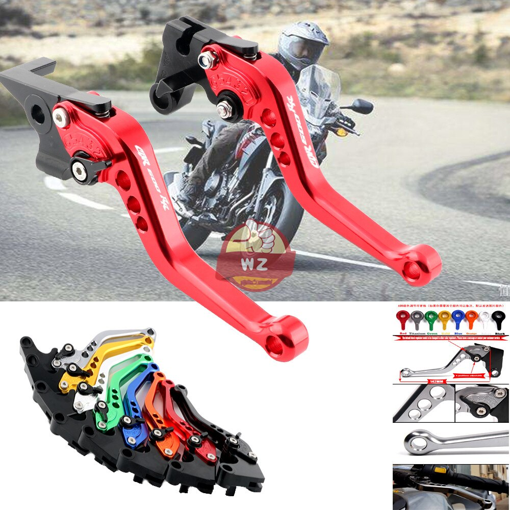 Para de HONDA CBR600RR CBR600 RR 2007-2017 accesorios de la motocicleta CNC...