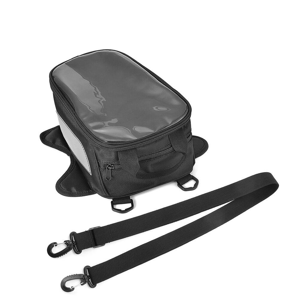 Motorcycle tank bag For BMW F800GS K1200GT R1100S For Yamaha MT 07 MT 09 Waterproof motorbike oil fuel tank bag saddle bag