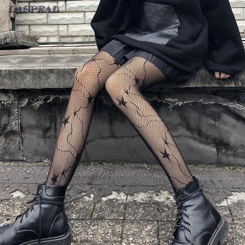 Sexy Women Stockings Mesh Sheer Lace Stay Up Thigh High Hold-ups Stocking Lace Floral Fishnet Cute Lovely Exotic Apparel Hosiery