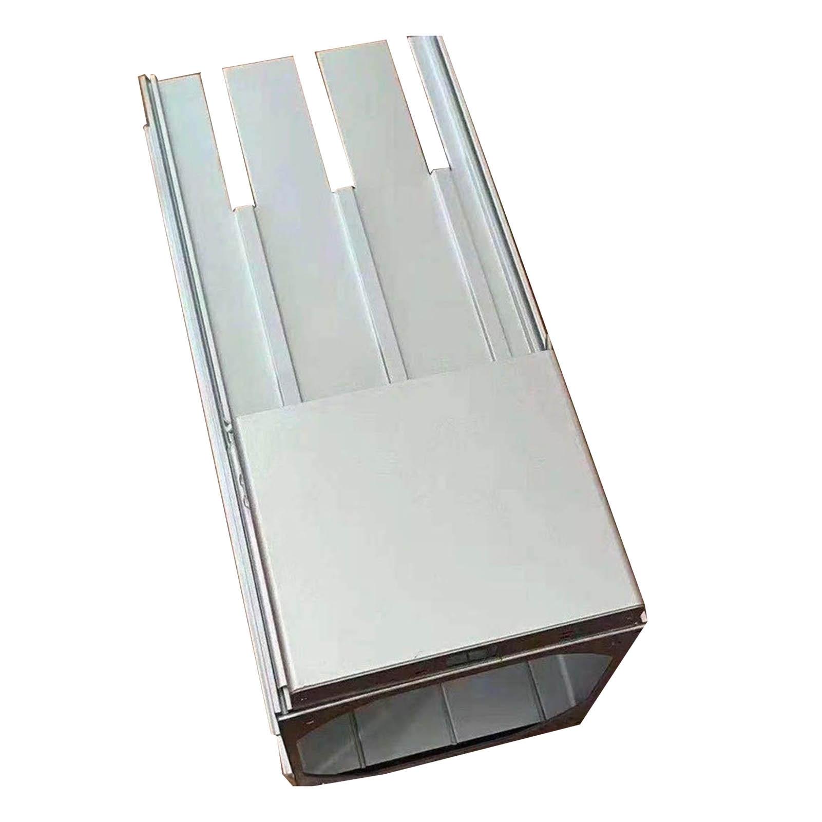 جديد S9 إطار الهيكل الضميمة الحال بالنسبة Bitmain Antminer S9 الفضة