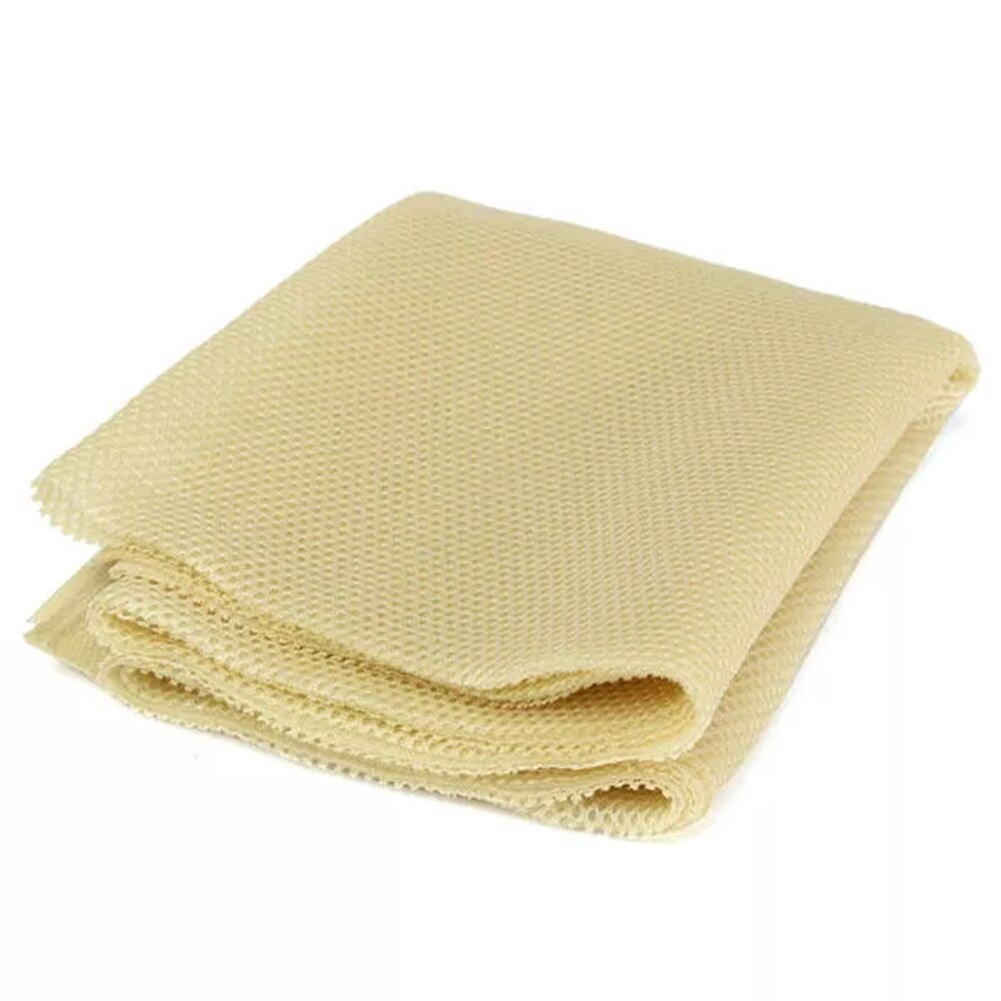 Decoración fácil de limpiar accesorios de altavoz práctico KTV protector a prueba de cenizas colorido acústico permeable malla de tela de polvo