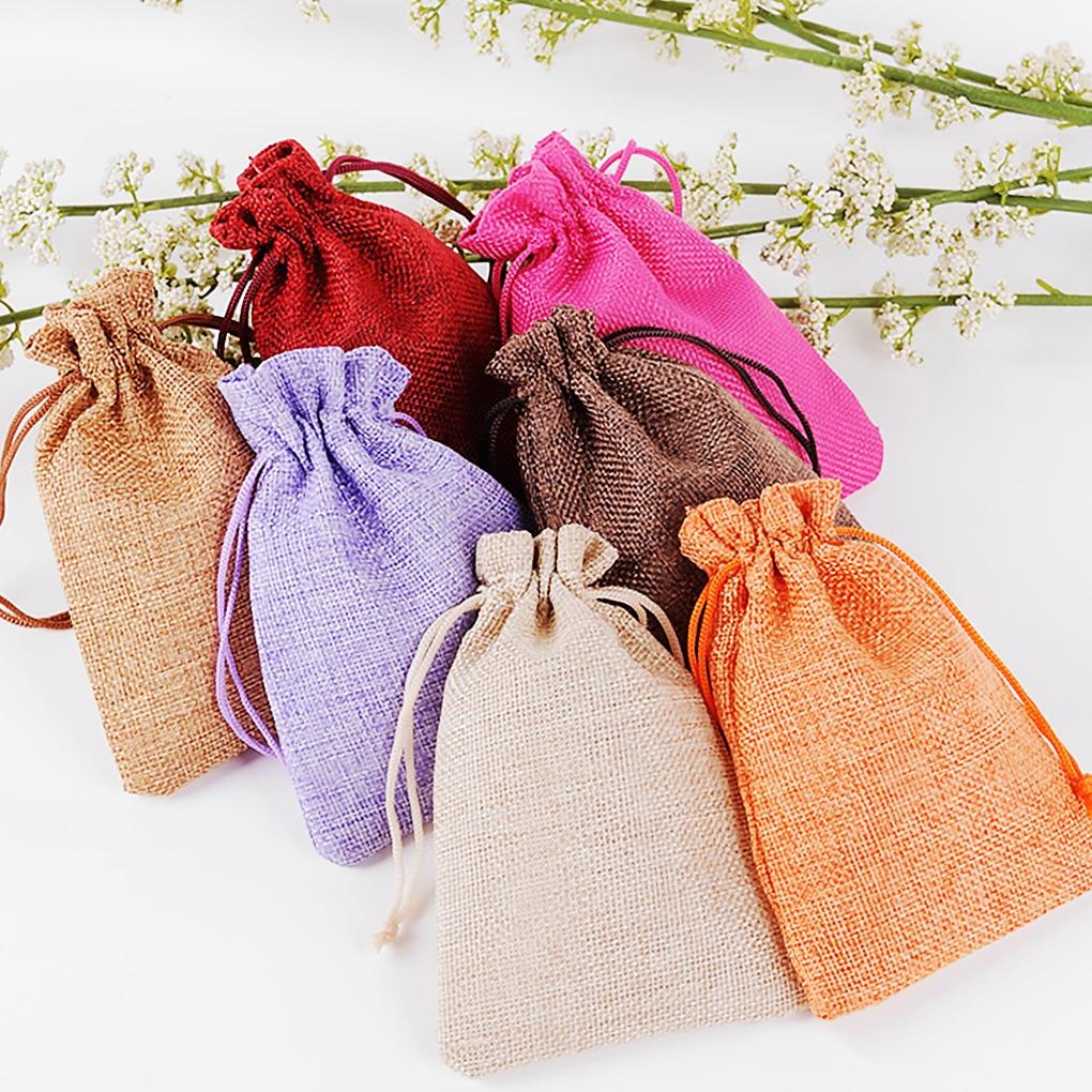 Unids/lote de paquete de bolsa boda Favor bolsas de regalo ducha de...