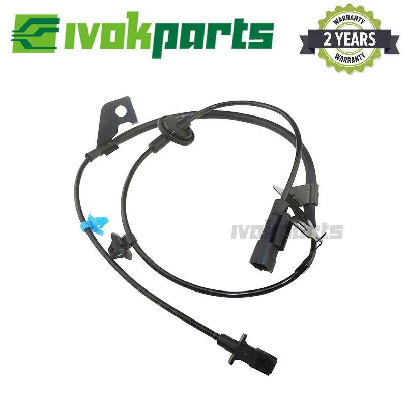 ABS Sensor de velocidad de la rueda trasera derecha para DODGE calibre JEEP COMPASS patriota 1.8L 2.0L 2.4L 16V 5105064AB 5105064AC
