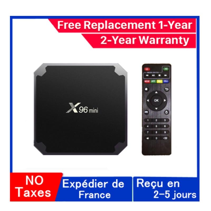 Android tv box x96MINI 1gb 8gb IPTV Box