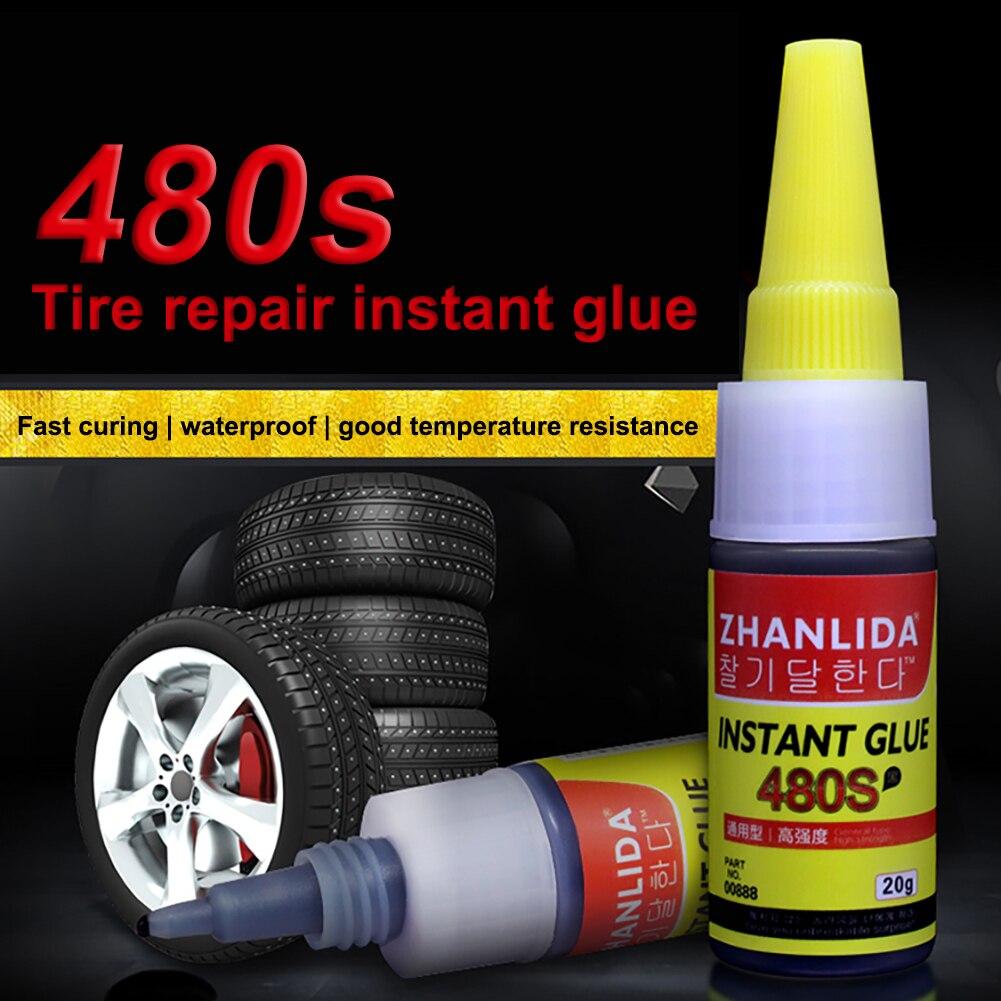 Клей для ремонта автомобильных шин, уплотнители, супер-герметик, Ремонт автомобильной резины, фоторезина, уплотнение для динамика, клей для ...