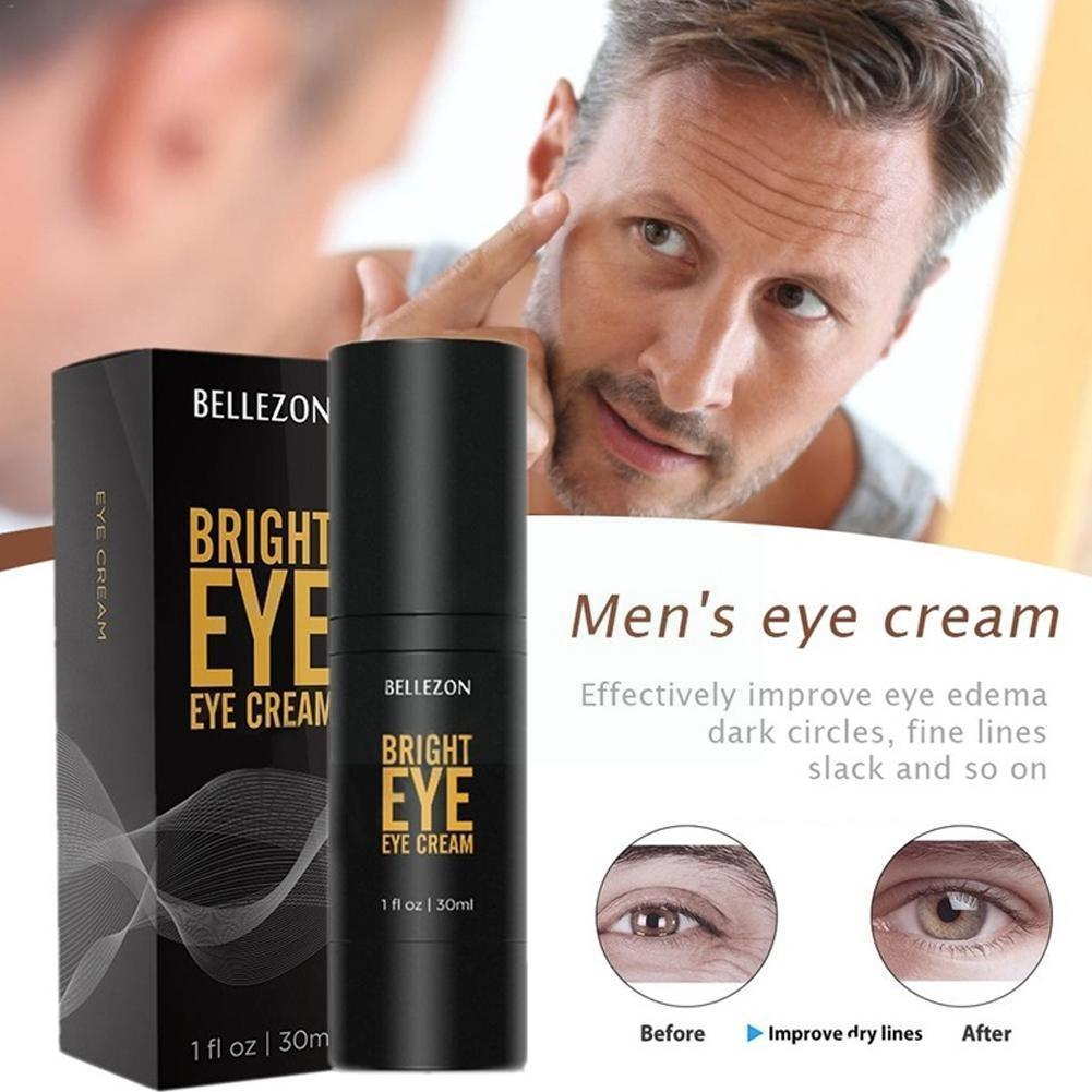 Men Day and Night Anti Firming Eye Cream Skin Care Wrinkles Eye Black Lines Care Product Puffiness F