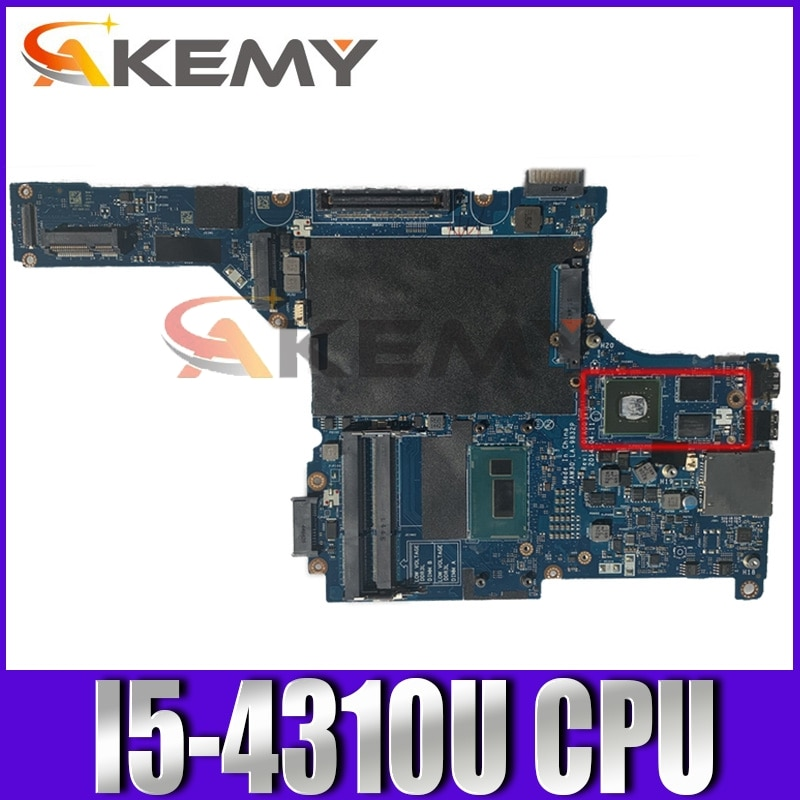 Original Laptop motherboard For DELL Latitude E5440 Mainboard CN-0H59D3 0H59D3 VAW30 LA-9832P I5-4310U SR1EE N14M-GE-S-A2
