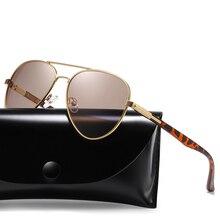 Polarisierte Sonnenbrille 2020 Sonnenbrille Anti-glare für Fahren Männer Brillen Oversize Großen designer Sonnenbrille Männlichen UV400