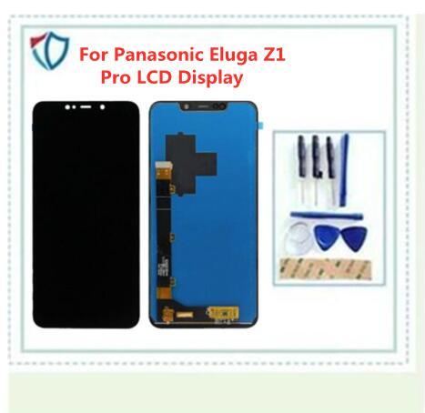 "Nuevo 6,2 ""blu vivo xl 4 V0350WW LCD pantalla Digitalizador de pantalla táctil Panel sensor lente montaje de cristal para blu vivo xl 4"