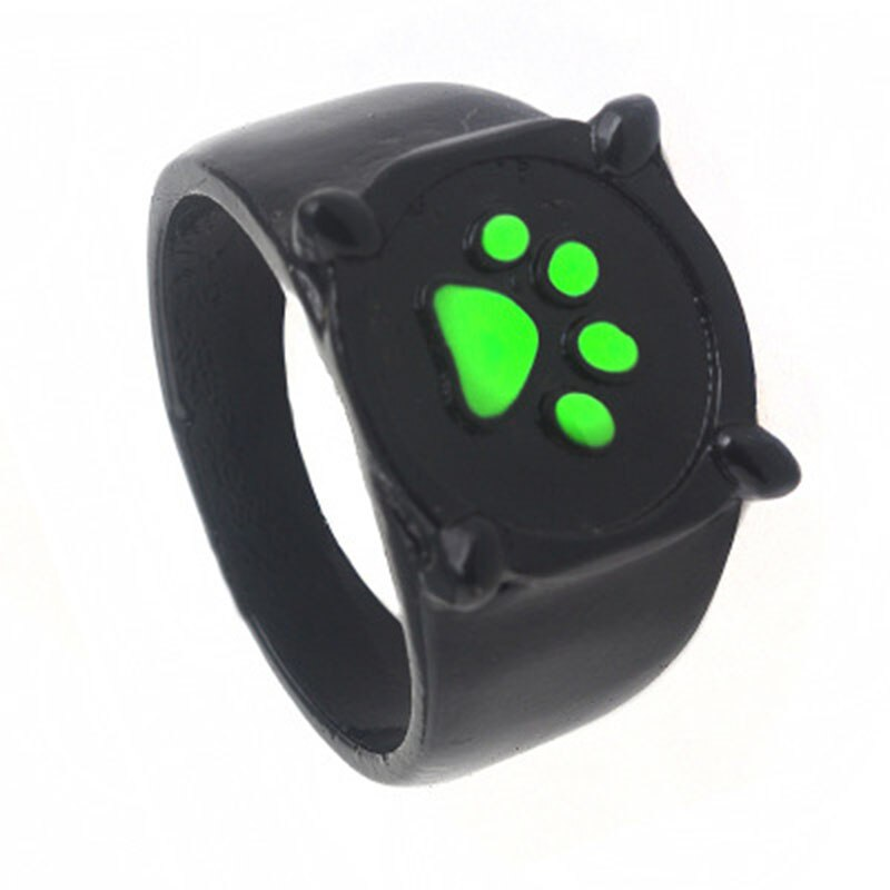 Black Cat Noir Ring Anime Ring One Size Cosplay Costume for Woman Man Kids Halloween Gift Rings Fashion Jewelry Cat Noir Ring