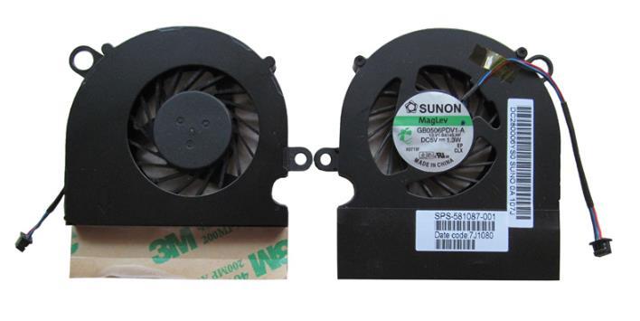Nouveau ventilateur de refroidissement CPU pour HP ProBook 5310 5310m ventilateur refroidisseur