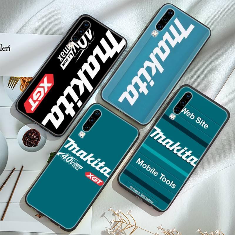Funda De Teléfono Makita párr Funda del Teléfono Para Huawei P20 30...
