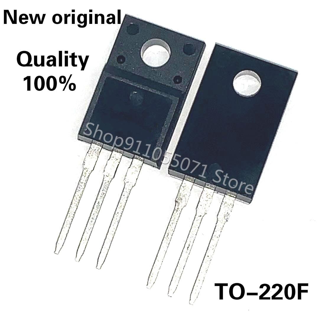 10 Stks/partij KF5N50 TO-220F 500V 5A Nieuwe Spot Hot Koop