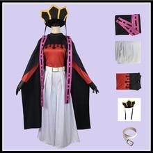 Anime bande dessinée démon tueur Kimetsu no Yaiba Cosplay Costumes Douma Cosplay Costumes uniformes Kimono vêtements Costumes Kendo Costume