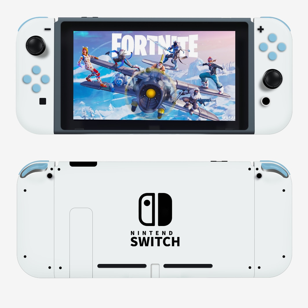 Soft Touch Joycon Handheld Controller Housing Full Set Buttons DIY Replacement Shell Case for Nintend Switch Console Joy Con