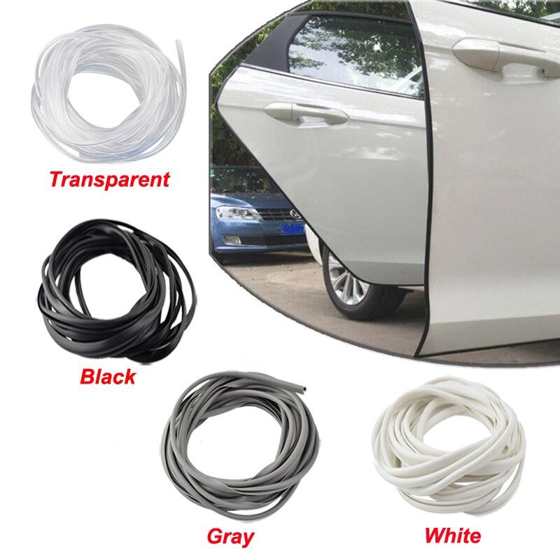 уплотнитель дверей автомобиля Защита для автомобильной двери, защита края, защита от царапин, резиновый протектор, уплотнительная отделка, молдинг для Audi, BMW, Ford, SUV