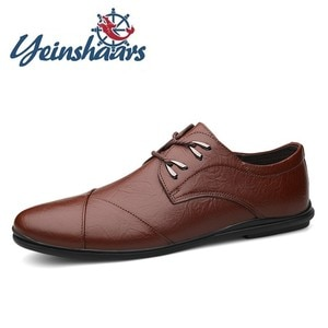 Men Dress Shoes Genuine Leather Luxury Shoes Designers High Quality Evening Dresses Evening Male Shoes Adult Heren Schoenen Leer