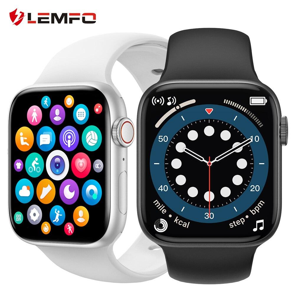 W46 w26 bluetooth chamada melhor do que 1.72 polegada tela hd diy relógio duplo botão lemfo smartwatch t800 para iwo 13 homem mulher