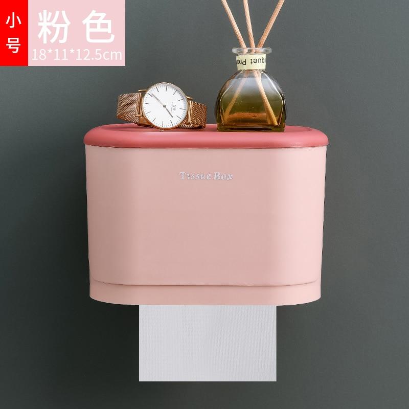 Waterproof Toilet Paper Holders Wall Mount Universal Tissue Boxes Toilet Paper Holders Porta Rollos Bathroom Accessories DK50TP enlarge