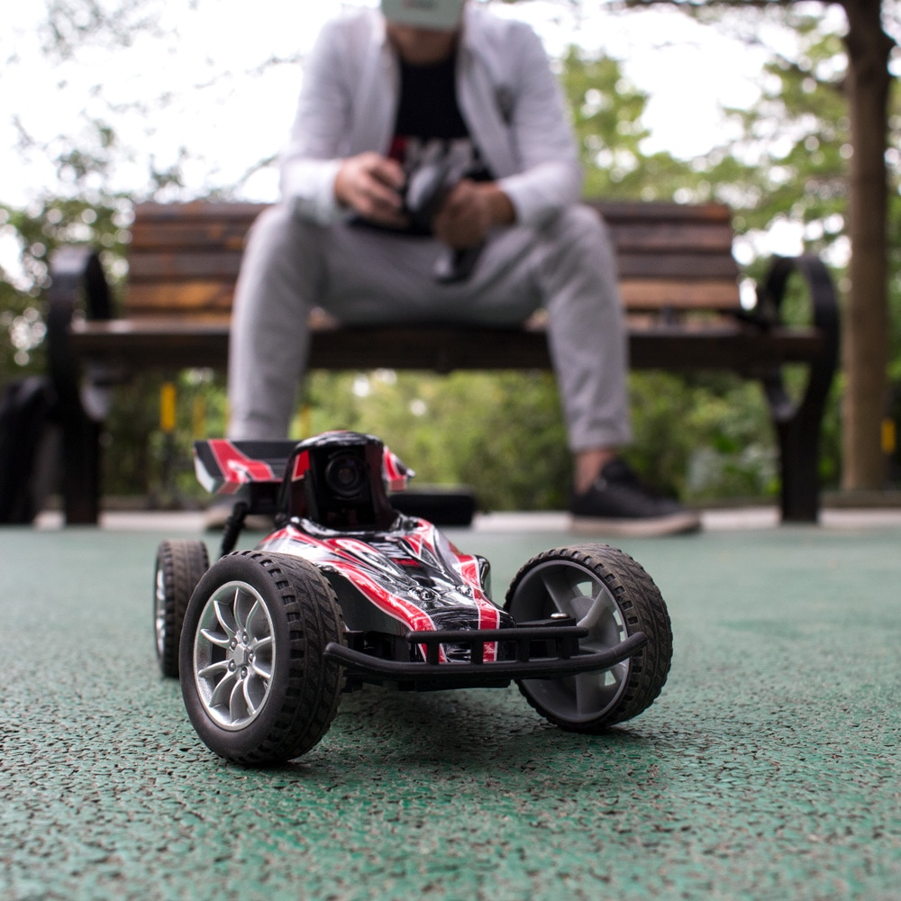Emax Interceptor RC Racing Car 2.4G Radio Control High speed With Camera Goggle Glasses RC Car 2~3S RTG Version for Gift enlarge