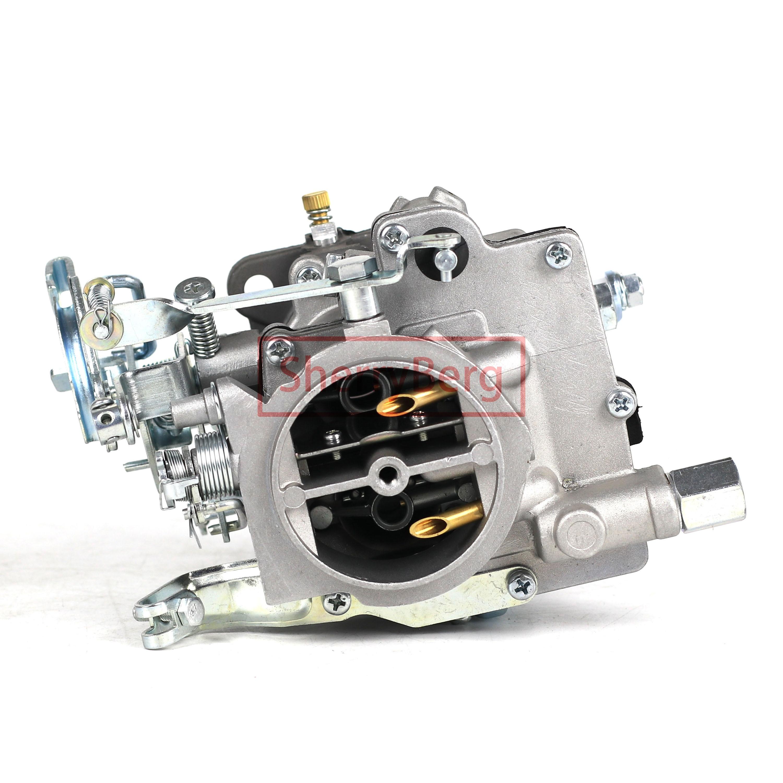 SherryBerg-مكربن يناسب المحرك, 3k Vergaser المكربن لتويوتا كورولا 3K 4K 1968-1978 21100-24034 21100-24035